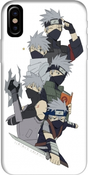 Kakashi Evolution Case for Iphone X / Iphone XS