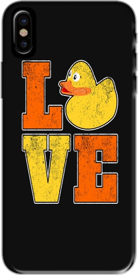 Love Ducks Iphone X / Iphone XS Case