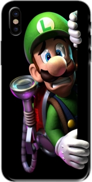 Luigi Mansion Fan Art Iphone X / Iphone XS Case