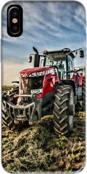 Massey Fergusson Tractor Iphone X / Iphone XS Case