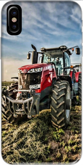 Case Massey Fergusson Tractor for Iphone X / Iphone XS