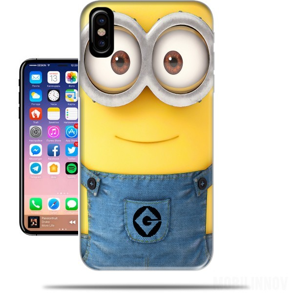 iphone xs case minions