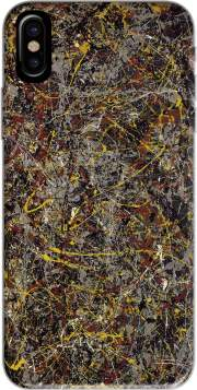 No5 1948 Pollock Case for Iphone X / Iphone XS