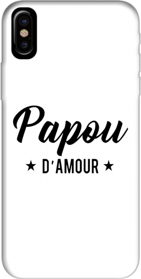 Case Papou damour for Iphone X / Iphone XS