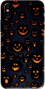 Scary Halloween Pumpkin Iphone X / Iphone XS Case