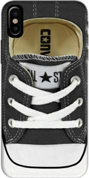 All Star Basket shoes black Case for Iphone X / Iphone XS