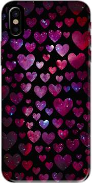 Space Hearts Case for Iphone X / Iphone XS