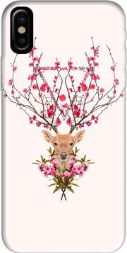 Spring Deer Case for Iphone X / Iphone XS