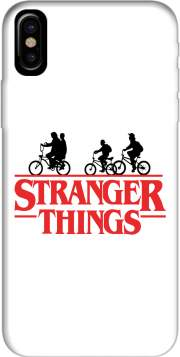 Stranger Things by bike Case for Iphone X / Iphone XS