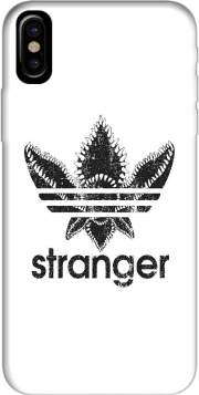 Stranger Things Demogorgon Monster JOKE Adidas Parodie Logo Serie TV Case for Iphone X / Iphone XS