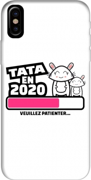 Tata 2020 Iphone X / Iphone XS Case