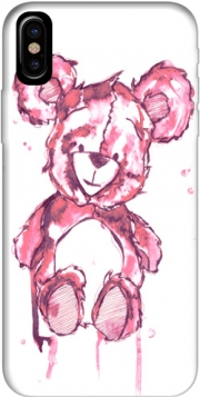 Pink Teddy Bear Case for Iphone X / Iphone XS