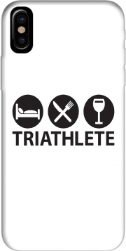 Triathlete Apero du sport Iphone X / Iphone XS Case