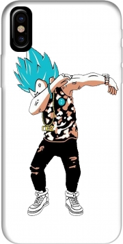 Vegeta Sayian God Dab Case for Iphone X / Iphone XS