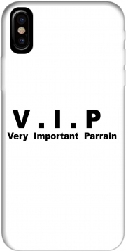 VIP Very important parrain Iphone X / Iphone XS Case