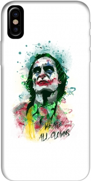 Watercolor Joker Clown Iphone X / Iphone XS Case