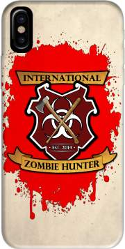 Zombie Hunter Case for Iphone X / Iphone XS