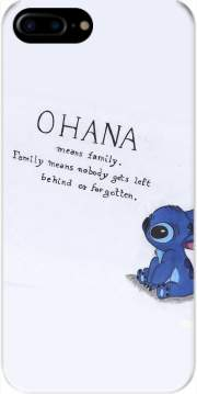 Ohana Means Family Case for Iphone 7 Plus / iPhone 8 Plus