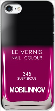 Nail Polish 345 SUSPISIOUS Case for Iphone 7 / Iphone 8