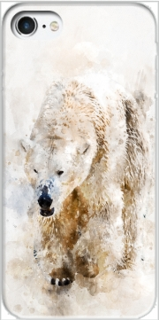 Abstract watercolor polar bear Iphone 7 / Iphone 8 Case