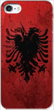Albanie Painting Flag Iphone 7 / Iphone 8 Case