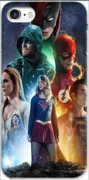 Arrowverse fanart poster Case for Iphone 7 / Iphone 8