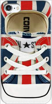All Star Basket shoes Union Jack London Case for Iphone 7 / Iphone 8