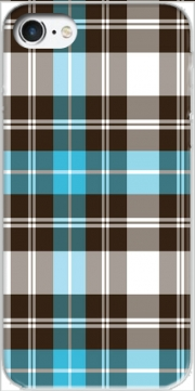 Blue Plaid Case for Iphone 7 / Iphone 8