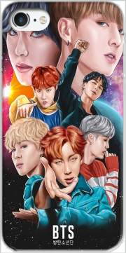 BTS DNA FanArt for Iphone 7 / Iphone 8