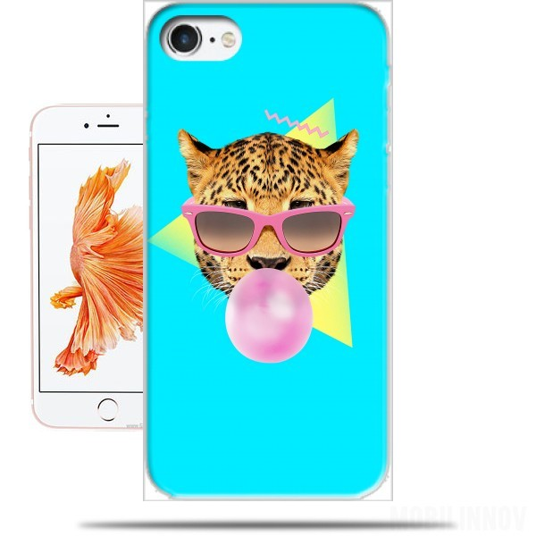 Case Bubble gum leo for Iphone 7 / Iphone 8