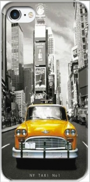 Yellow taxi City of New York City Case for Iphone 7 / Iphone 8