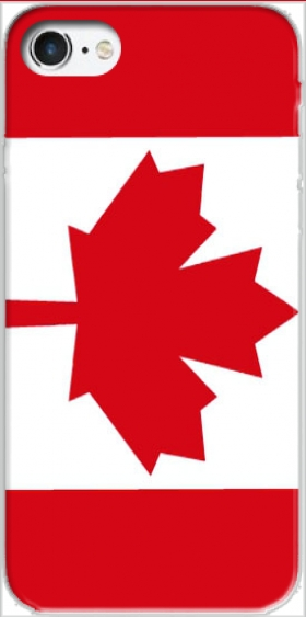 Case Flag Canada for Iphone 7 / Iphone 8