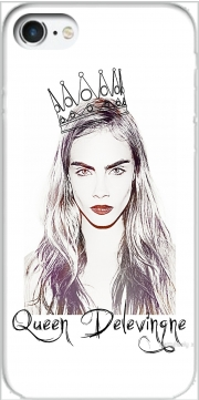 Cara Delevingne Queen Art Case for Iphone 7 / Iphone 8