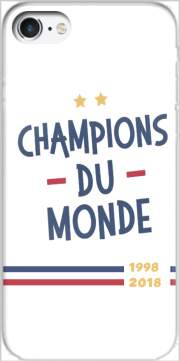 Champion du monde 2018 Supporter France Case for Iphone 7 / Iphone 8