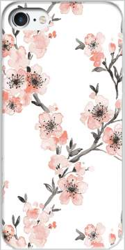 Cherry Blossom Aquarel Flower Iphone 7 / Iphone 8 Case