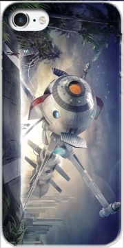 Comet Ship Captain Flam Case for Iphone 7 / Iphone 8