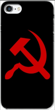 Communist sickle and hammer Case for Iphone 7 / Iphone 8