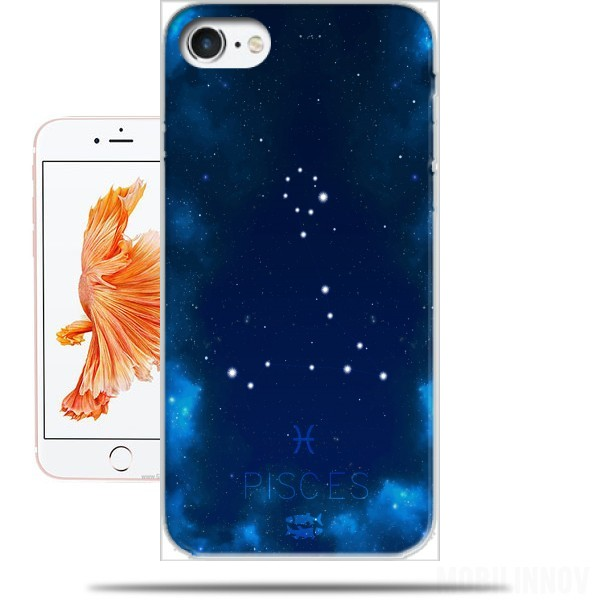 Case Constellations of the Zodiac: Pisces for Iphone 7 / Iphone 8