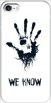 Dark Brotherhood we know symbol for Iphone 7 / Iphone 8