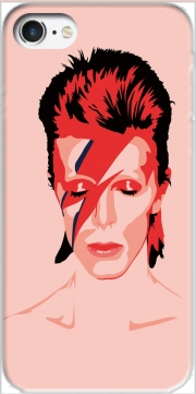 David Bowie Minimalist Art Case for Iphone 7 / Iphone 8