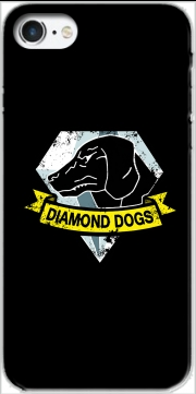 Diamond Dogs Solid Snake Iphone 7 / Iphone 8 Case