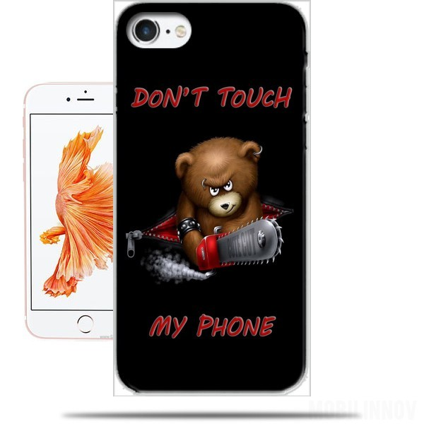Case Don't touch my phone for Iphone 7 / Iphone 8