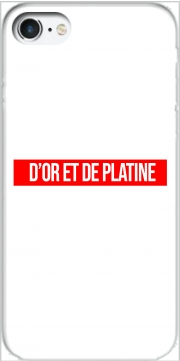 Dor et de platine Case for Iphone 7 / Iphone 8