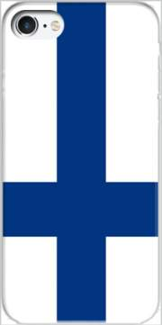 Flag of Finland Case for Iphone 7 / Iphone 8