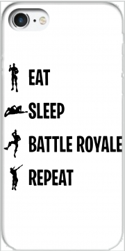 Eat Sleep Battle Royale Repeat Case for Iphone 7 / Iphone 8