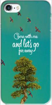 Far Away (tree) Case for Iphone 7 / Iphone 8