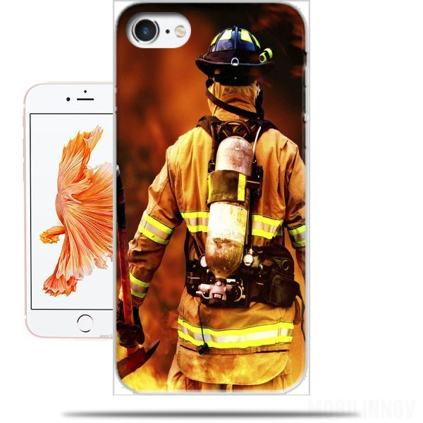 Case Firefighter for Iphone 7 / Iphone 8