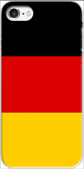 Case Flag Germany for Iphone 7 / Iphone 8
