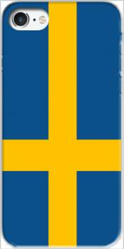 Flag Sweden Case for Iphone 7 / Iphone 8