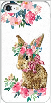 Flower Friends bunny Lace Case for Iphone 7 / Iphone 8